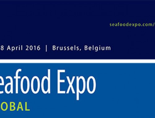 SEAFOODWAYS network present on the Seafood Expo Global in Brussels
